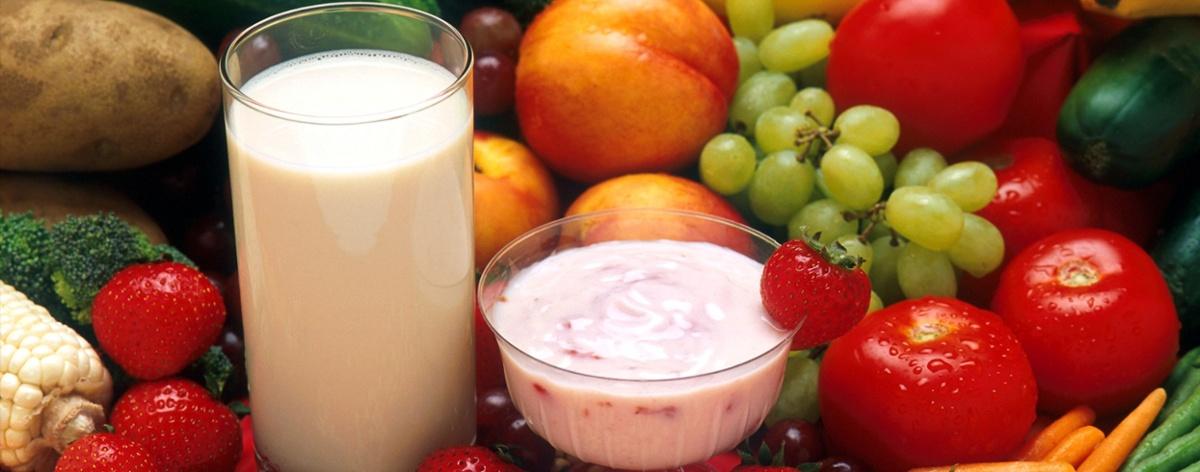 Voorkom of vertraag botontkalking met goede voeding